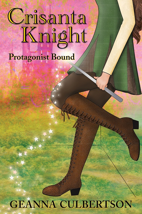 Crisanta Knight - Book One - Cover